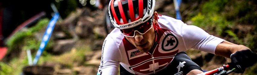 maillot velo Suisse manche longue